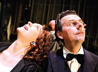 »Mahler auf der Couch« ist tragikomisches Kino mit viel Witz, Intelligenz und Biss.