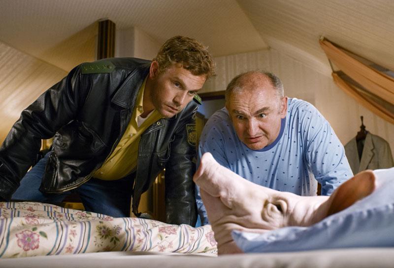 Neustadt-Kino ab 8. September: Schweinskopf al dente