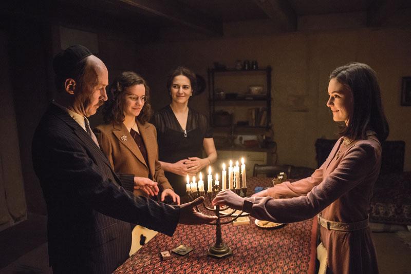 Kinostart: Das Tagebuch der Anne Frank