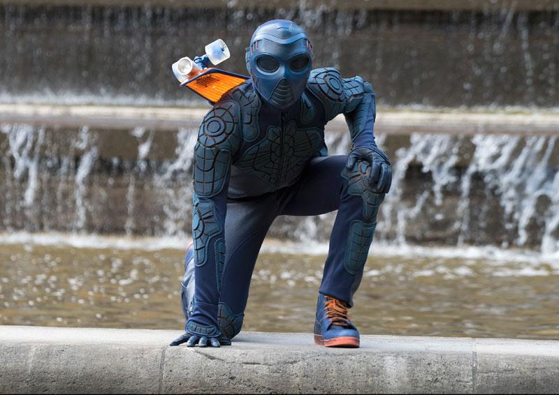 Neustadt-Kino ab 6. Oktober: Antboy - Superhelden hoch drei