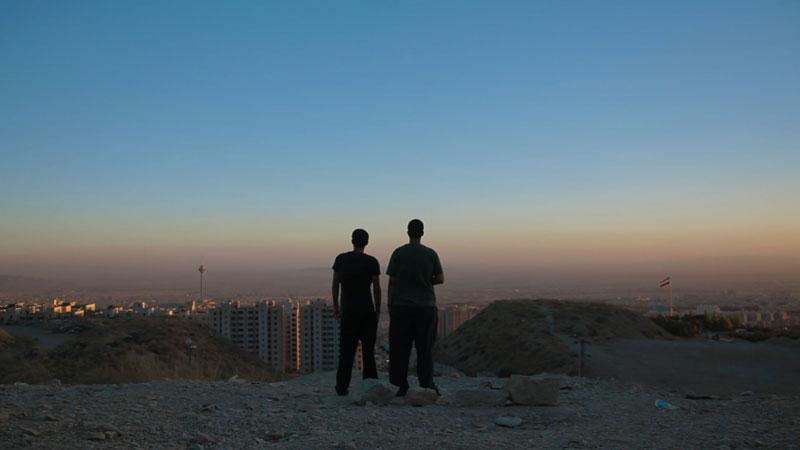 Neustadt-Kino ab 29. September: Raving Iran