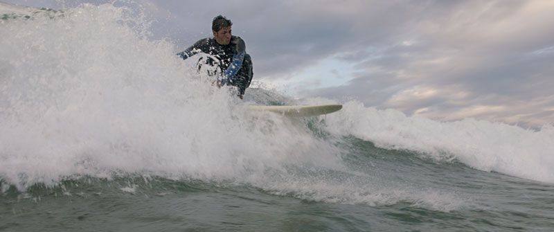 Neustadt-Kino ab 30. März: Gaza Surf Club