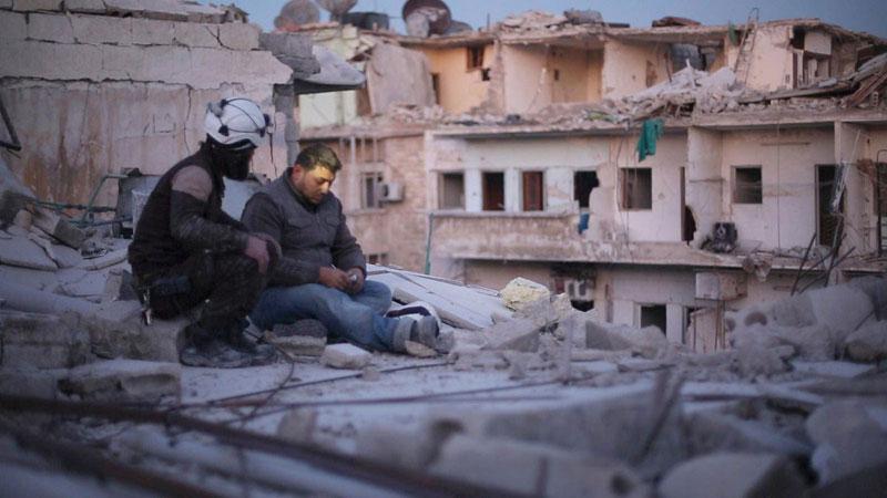 Neustadt-Kino ab 16. März: Die letzten Männer von Aleppo