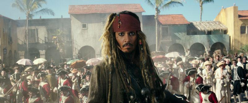Kino ab 20. Juli: Pirates of the Caribbean: Salazars Rache