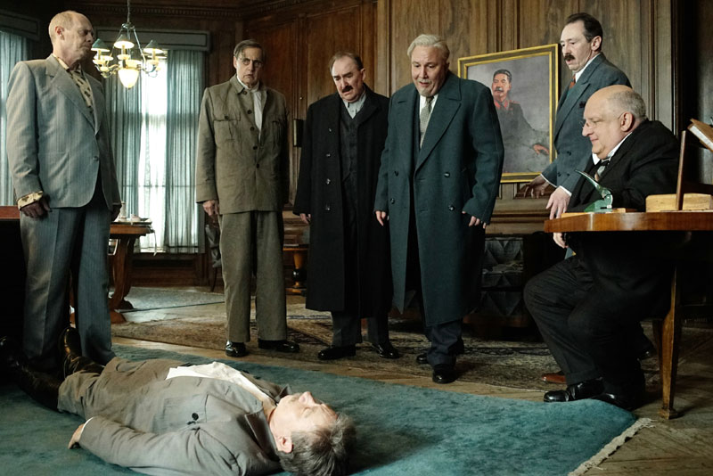 neustadt-kinotipps-ab-15-maerz: The Death of Stalin