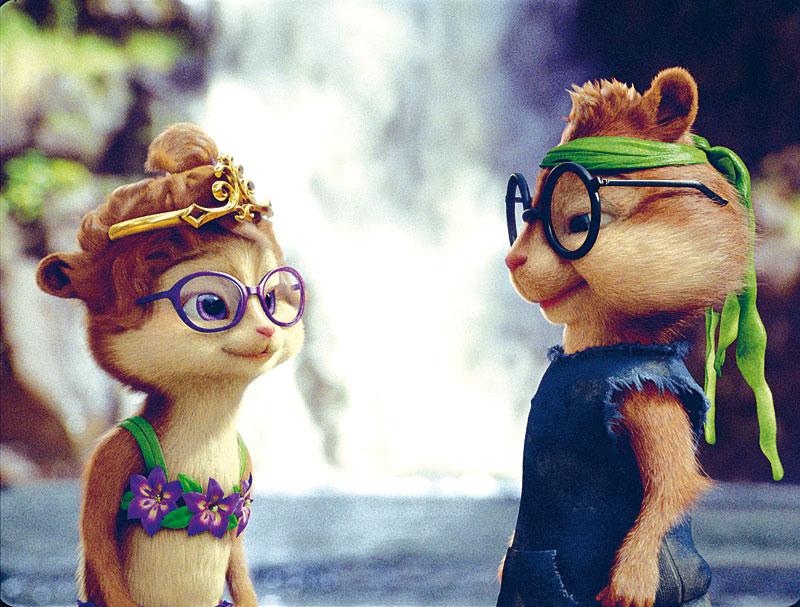 Alvin Und Die Chipmunks 3 Chipbruch Kinokalender Dresden