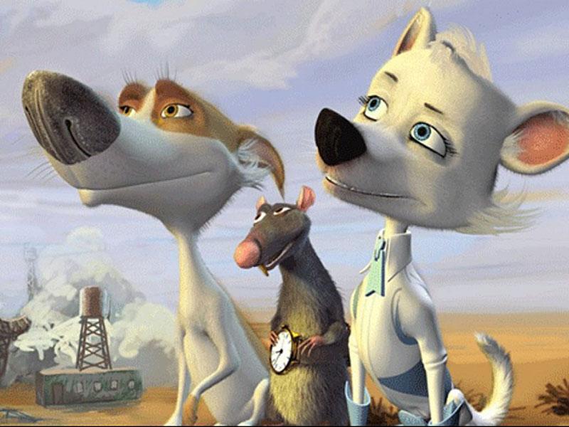 Zeichentrick, russland 2010, 88 min
