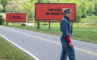 Three Billboards Outside Ebbing, Missouri (OmdU)