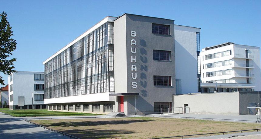 Vom Bauhaus bis zur Flucht in den Westen