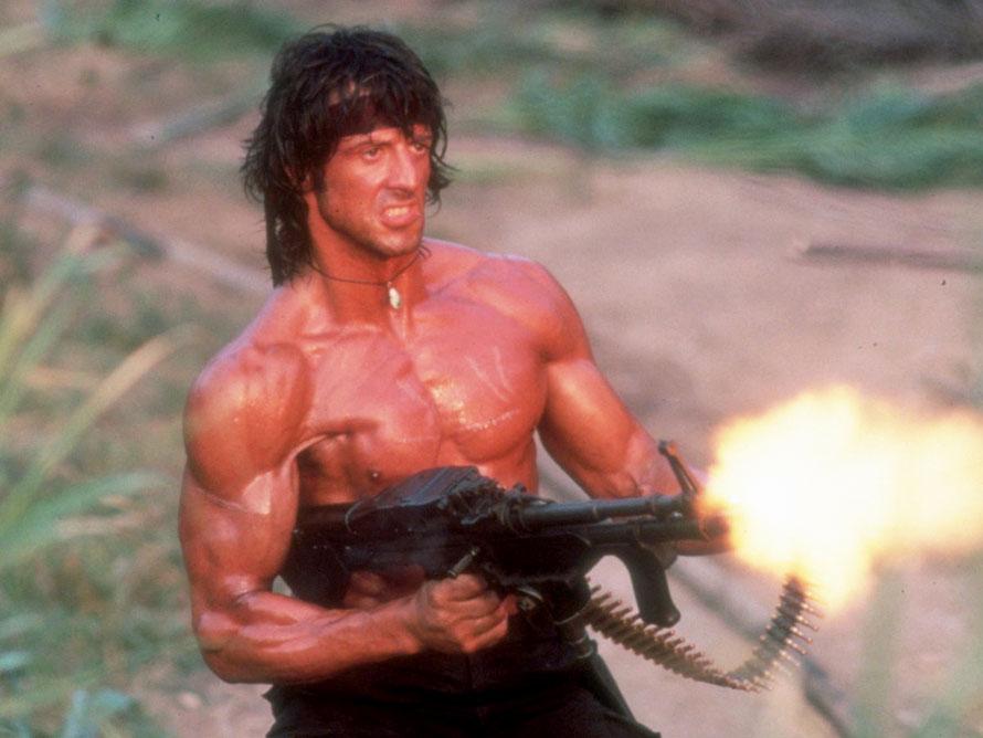 Sylvester Stallone will es noch mal wissen